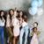estilo · de · vida · pessoas · jovem · bastante · diversidade · mulher - foto stock © iordani