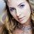schoonheid · jonge · sneeuw · koningin · haren · kroon - stockfoto © iordani