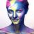 肖像 · 美しい · モデル · 創造 · を構成する · ダイナミック - ストックフォト © iordani