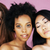 trzy · inny · naród · dziewcząt · skóry · włosy - zdjęcia stock © iordani