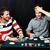 группа · молодые · люди · играет · покер · казино · женщины - Сток-фото © iordani
