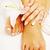 manicure · pedicure · fiore · giglio · isolato - foto d'archivio © iordani