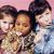 życia · ludzi · różnorodny · naród · dzieci · gry - zdjęcia stock © iordani