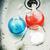 wetenschappelijk · glaswerk · gekleurd · laboratorium · lab · kleur - stockfoto © iordani