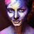 schoonheid · vrouw · creatieve · make-up · zoals · heilig - stockfoto © iordani