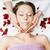 stock photo attractive lady getting spa treatment in salon healthcare people concept stock photo © iordani