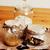 igazi · kényelem · fából · készült · konyha · reggeli · hozzávalók - stock fotó © iordani