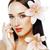 çıplak · makyaj · güzellik · kadın · yüzü · portre · güzel - stok fotoğraf © iordani