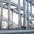 поездов · уголь · груза · железнодорожная · станция · пейзаж · фон - Сток-фото © iordani