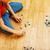 küçük · çocuk · oynama · birlikte · ebeveyn - stok fotoğraf © iordani