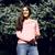 mulher · sol · ar · colchão · negócio - foto stock © iordani