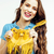 giovani · bella · capelli · lunghi · donna · felice · sorridere - foto d'archivio © iordani
