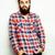 молодые · красивый · имбирь · бородатый · парень - Сток-фото © iordani