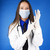 médico · máscara · jovem · feminino - foto stock © iordani