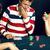 młodych · ludzi · gry · poker · turniej · znajomych · strony - zdjęcia stock © iordani
