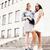 2 · 大学 · 建物 · 笑みを浮かべて - ストックフォト © iordani