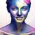 güzellik · kadın · yaratıcı · makyaj · gibi - stok fotoğraf © iordani