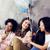 lifestyle · mensen · jonge · mooie · diversiteit · vrouw - stockfoto © iordani