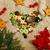 Noel · sunmak · turta · ambalaj · kâğıdı · star · hediye - stok fotoğraf © iordani