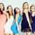 группа · многие · Cool · современных · девочек · ярко - Сток-фото © iordani