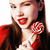 weinig · cute · brunette · meisje · poseren - stockfoto © iordani