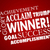 winner success goal achieved victory word collage 3d illustratio stock photo © iqoncept