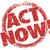 akt · teraz · pilność · zachęta · szybko · przekazują - zdjęcia stock © iqoncept