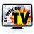 hd · supervisar · televisión · tv · Screen - foto stock © iqoncept