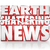 earth shattering news urgent information update breaking story stock photo © iqoncept