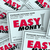 easy money check pile passive income effortless free fast paymen stock photo © iqoncept