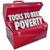 stop · szegénység · segítség · piros · hajléktalan · jelzőtábla - stock fotó © iqoncept