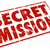 secret mission red stamp words assignment job task stock photo © iqoncept