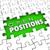 posities · vacant · namaak · positie · advertentie · schrijven - stockfoto © iqoncept