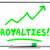 royalties income commissions rise increase erase board 3d illust stock photo © iqoncept