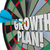 growth plan words dart board direct hit targeting improvement in stock photo © iqoncept