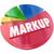 markup pie chart cost price increase profit margin percent amoun stock photo © iqoncept