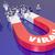 virale · marketing · woord · mond · diagram · persoon - stockfoto © iqoncept