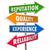 reputation quality experience reliability trust signs 3d illustr stock photo © iqoncept