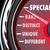 special distinct different speedometer measure uniqueness stock photo © iqoncept