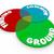 必要 · 図 · サークル · ビジネス · グラフ · コンセプト - ストックフォト © iqoncept