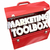 marketing toolbox resources information tips tricks 3d illustrat stock photo © iqoncept