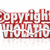 copyright violation legal rights infringement piracy theft stock photo © iqoncept