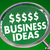business ideas earn money income original product magnifying gla stock photo © iqoncept
