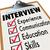 interview checklist job candidate requirements stock photo © iqoncept