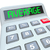average word calculator adding dividing figuring common answer stock photo © iqoncept