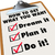 how to get what you want clipboard checklist dream plan do it stock photo © iqoncept