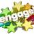 interacción · palabra · 3d · club · rojo · cartas - foto stock © iqoncept