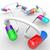 prescripción · lado · efectos · medicina · médicos - foto stock © iqoncept