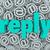 email · felirat · szimbólum · labda · gömb · szimbólumok - stock fotó © iqoncept