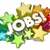 jobs career hiring positions word stars 3d illustration stock photo © iqoncept